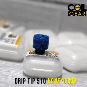 Honeycomb Driptip 510